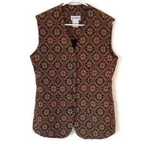 Vintage Holt Renfrew Vest